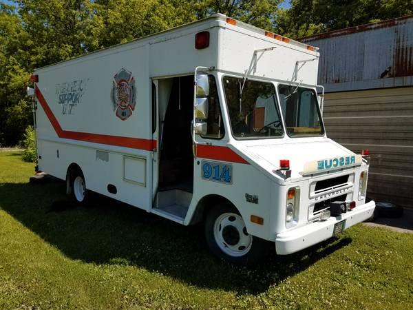 1984 Chevy C30 Step Van for Sale, Mayville WI