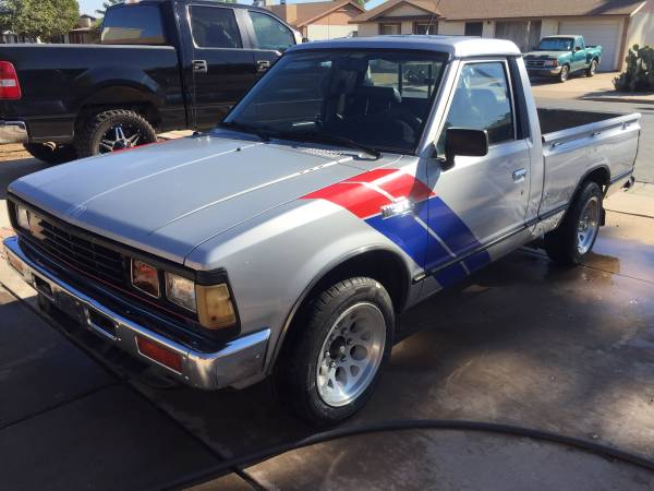 1983 '83 Nissan Datsun 720 ST 2WD truck pickup for Sale