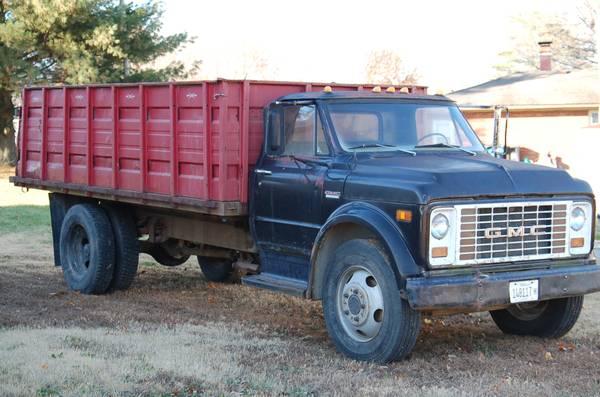 Gmc C5500 Dump Trucks For Sale 2 Listings Secondlifetruck