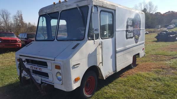 Gmc Step Vans For Sale - 32 Listings - SecondLifeTruck