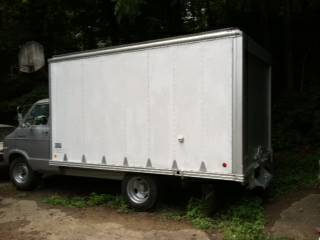 1974 Dodge/Fruehauf Box Truck/Tiny House-NO SAFETY