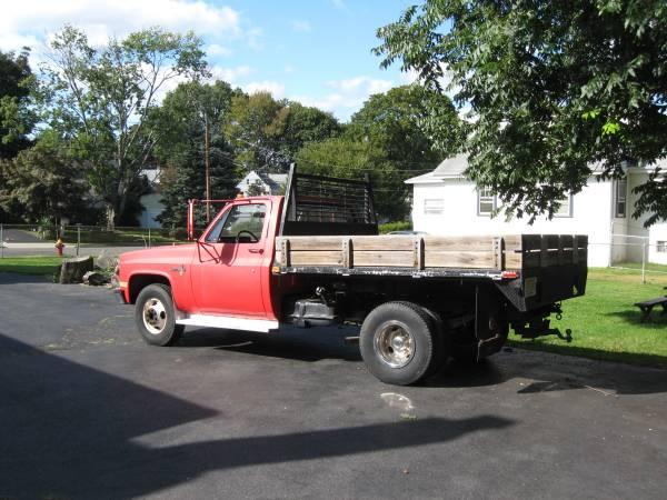 Chevrolet K30 Dump Trucks For Sale - 2 Listings - SecondLifeTruck