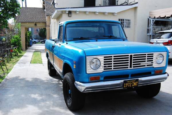 1967 international 1200 crew cab 4x4 for Sale, Lynden WA