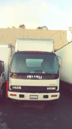Isuzu FRR box truck for sale for Sale, santa rosa CA