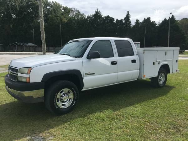 Chevrolet Silverado 2500 Utility/Service Trucks For Sale ...