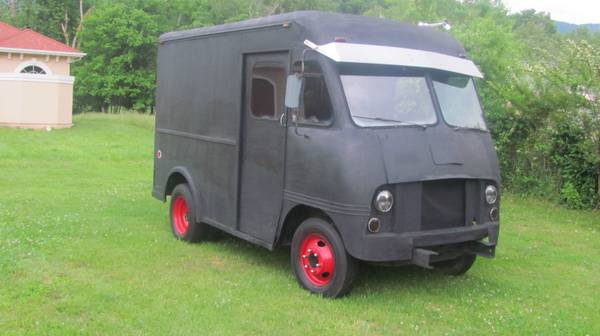 1962 dodge step van