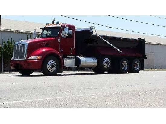 peterbilt dump trucks for sale 44 listings secondlifetruck. Black Bedroom Furniture Sets. Home Design Ideas