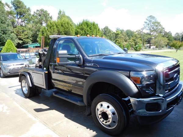 2014 ford f450 autoloader wrecker tow truck for sale moncks corner sc. Black Bedroom Furniture Sets. Home Design Ideas
