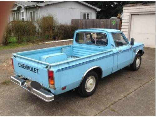 1979 Chevy Luv For Sale  Eugene Or