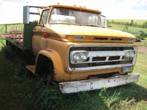 1963 chevrolet c60 truck for sale eastern sd. Black Bedroom Furniture Sets. Home Design Ideas