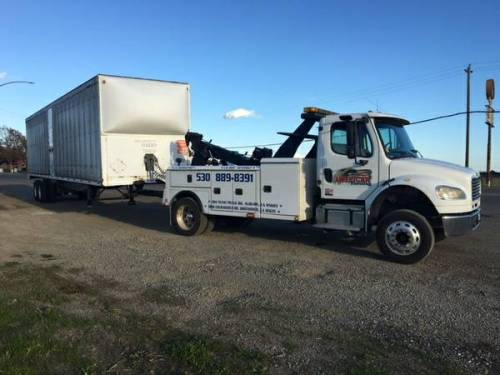 2006 Freightliner M2 16 Ton Tow Truck For Sale Auburn Wa