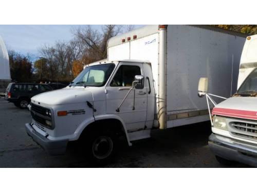 1995 Chevy G30 Hd Box Truck For Sale  Warwick Ri