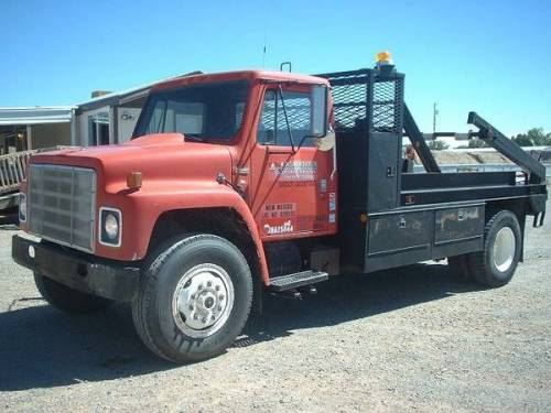 1979 international 1854 reel truck for sale farmington nm. Black Bedroom Furniture Sets. Home Design Ideas