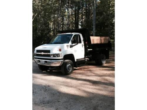 2009 Chevy Kodiak 5500 Diesel 4x4 for Sale, - NY
